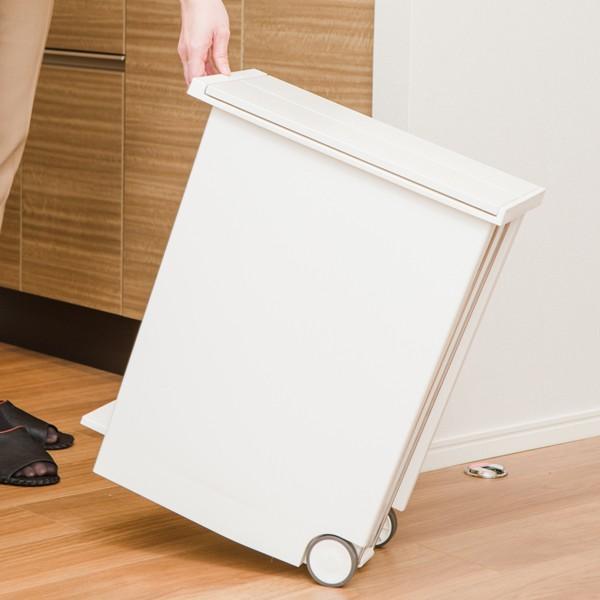 RoomClip商品情報 - ゴミ箱 ごみ箱 おしゃれ キッチン シンプル ふた付き スリム | arrots ダストボックス KEYUCA(ケユカ)