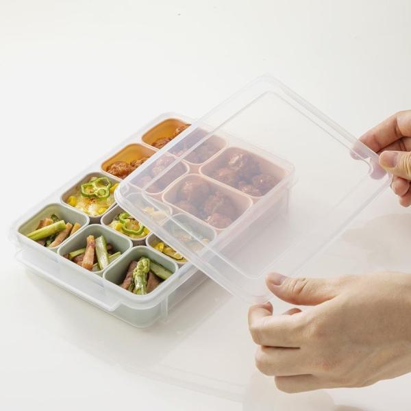 おかずカップ 冷凍保存容器 離乳食 冷凍 お弁当 シリコン お弁当用 シリコンカップ KEYUCA ケユカ
