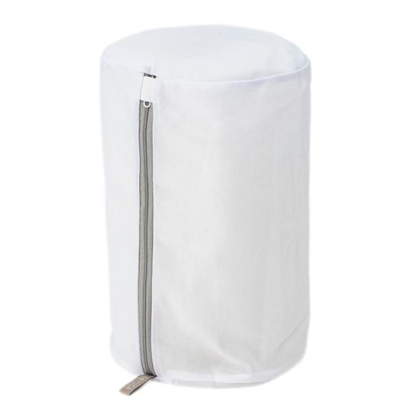洗濯用品 ランドリー用品 衣類 バスタオル 無地 シンプル おしゃれ 洗濯物| AST洗濯ネット 円筒型 Φ22×33cm  KEYUCA(ケユカ)