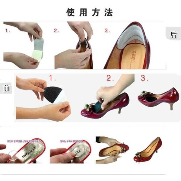 外反母趾パッド 快適な歩行をサポート ファッション小物|kf-tokyo|06