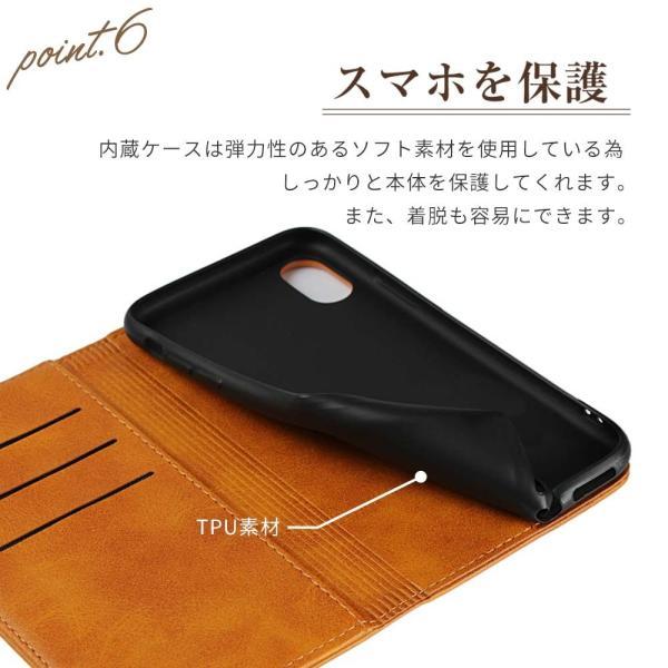iPhoneSE2 ケース 手帳型 iPhone11 Pro Max KFレザー iPhone8 iPhoneXs ケース アイフォン SE iPhone11 カバー アイフォンXR 第2世代 スマホケース 耐衝撃 kfstore 10