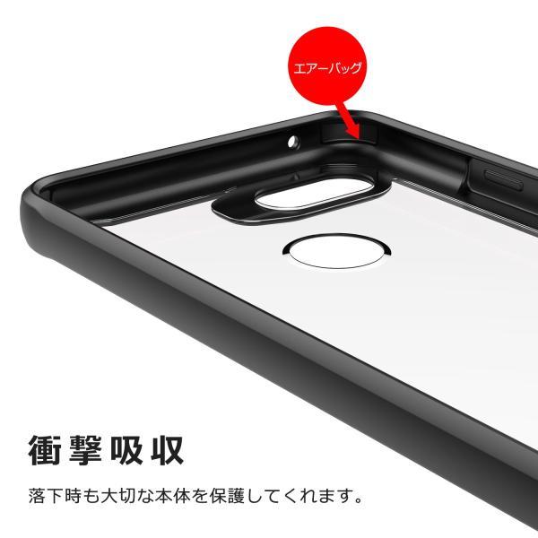 Pixel 3a ケース マルチカラー google 保護 カバー 衝撃 ハードケース グーグル ピクセル3a pixel3a スマホケース スマホカバー かわいい 携帯カバー 携帯ケース kfstore 05