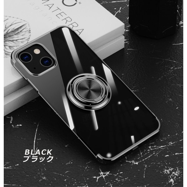 iPhone12 ケース TPU HYPERリング 透明 iPhone12 Pro Max iPhone12 mini iPhoneSE2 iPhone11 iPhone8 7 アイフォン12ミニ ソフトケース カバー スマホケース|kfstore|09