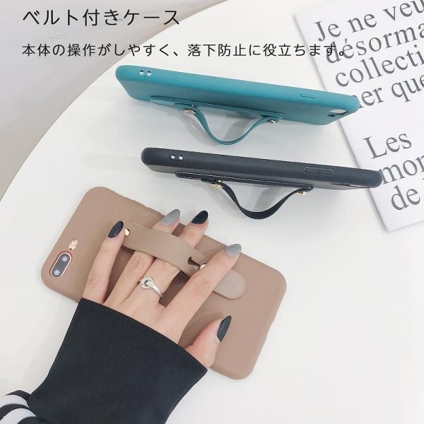 iPhone12 ケース シリコンベルト iPhone 12 mini iPhone 12 Pro Max シリコン ソフトケース カバー アイフォン12 12ミニ 12プロ マックス スマホケース kfstore 02