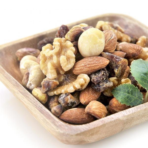 ミックスナッツ 7種 無添加 無塩 お試し 100g 素焼き ナッツ 送料無料 ポイント消化