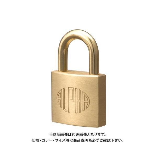 アルファ 南京錠 1000-30 1000-30