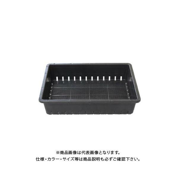 (直送品)安全興業 育苗箱35型 319×241×72mm (50入)