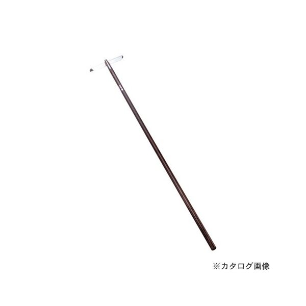 (個別送料1000円)(直送品)仁作 ステンレス製 牛豚用レーキ No.225