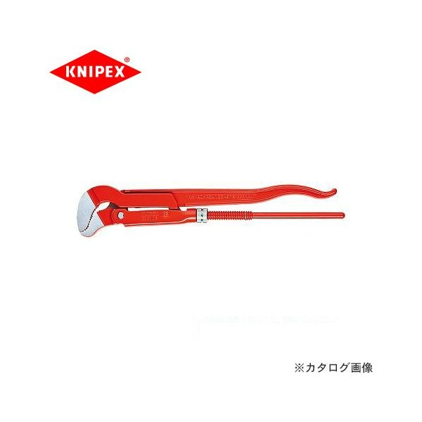 クニペックス KNIPEX 83パイプレンチS-Type 1inch 8330-010