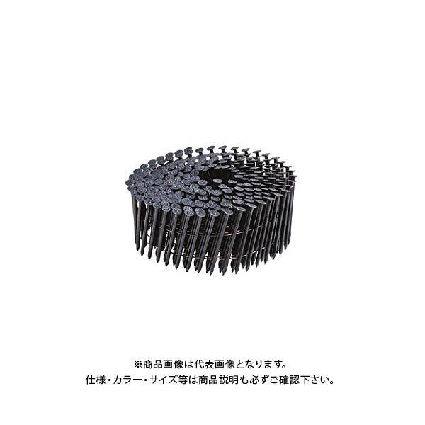 カネシン N釘 N50 (250本×10巻) クロ FC50V8