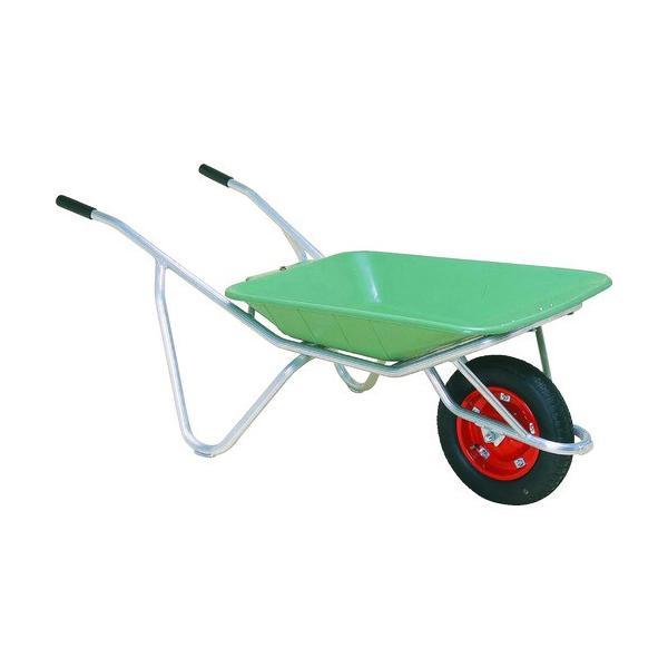 (個別送料2000円)(直送品)HARAX アルミ一輪車 CF-2
