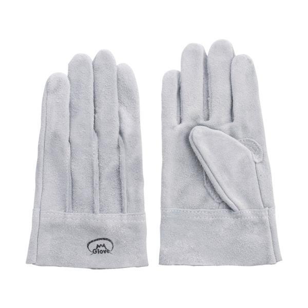 富士グローブ 牛床革手袋 #6フジマーク LL 1409