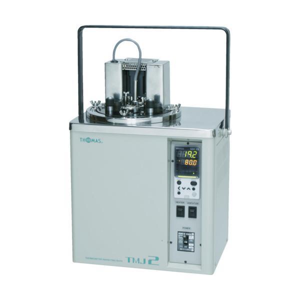 (運賃見積り)(直送品)トーマス 携帯用温度計検査槽 TMJ-2