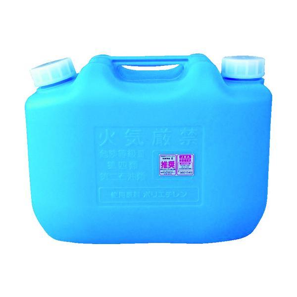 コダマ 灯油缶KT002 青 KT-002-BLUE