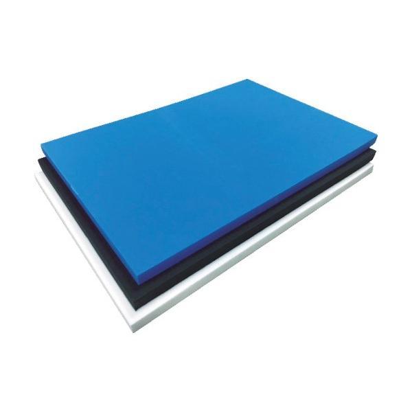 (運賃見積り)(直送品)イノアック ポリエチレンシートEVAフォーム 青 15×1000mm×1000mm A-122F-15