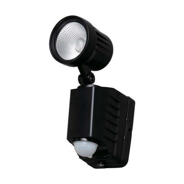 IRIS 乾電池式LED防犯センサーライト 200lm 1灯 高輝度 LSL-B2SN-200D