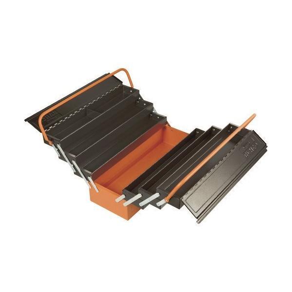 バーコ 7トレー付きメタルボックス 1497MBF750