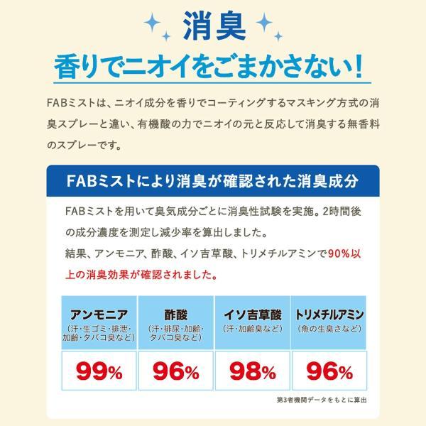 【在庫あり】即納 日本製 FABミスト 除菌スプレー 300ml 天然由来成分 赤ちゃん ウイルス対策 マスクの除菌|kgo|09