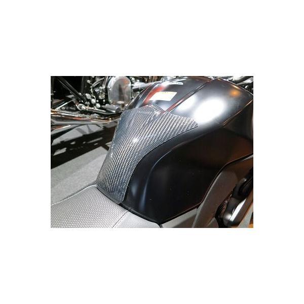Kawasaki Z250('13-) 専用タンクパッド KTA015B-TPS1|kgsriverside|03