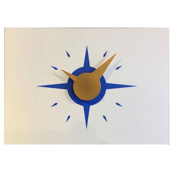 ウルトラセブンウルトラ警備隊作戦室時計