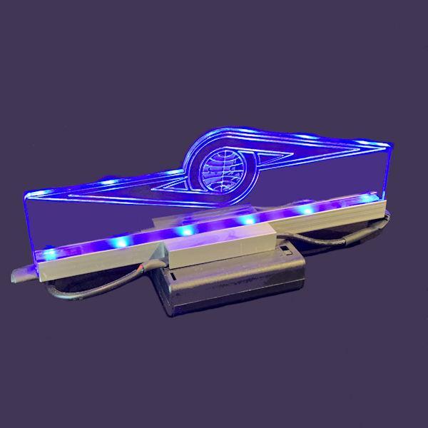 ウルトラセブンウルトラ警備隊イルミネーション・エンブレム