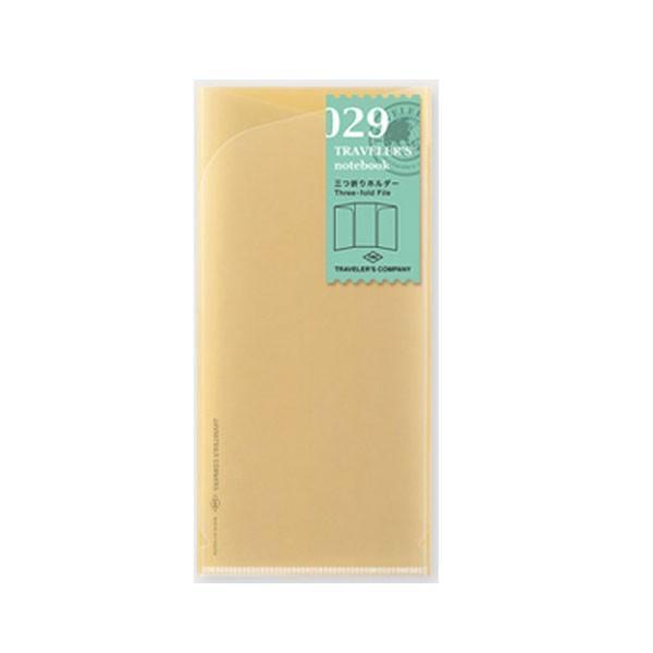 デザインフィル ミドリカンパニー レギュラーサイズ リフィル 三つ折りホルダー 手帳 リフィル 替え紙レギュラーサイズ