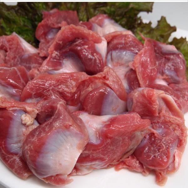 国産鶏砂肝2kg 業務用 送料無料商品と同梱可能 kielbasa-japan 02