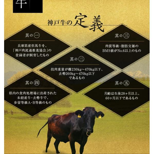 神戸牛 牛肉 A5等級 極撰クラシタローススライス 500g 250g×2パックでお届け お取り寄せ グルメ ギフト|kien-store|05