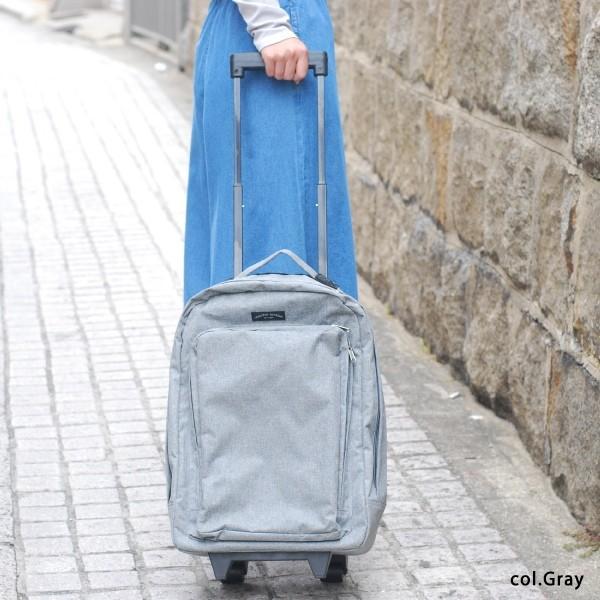 ソフト キャリーバッグ スーツケース キャリーケース 撥水加工 機内持ち込み かばん 旅行バッグ 防水 Sサイズ 送料無料 kiitos-web 04