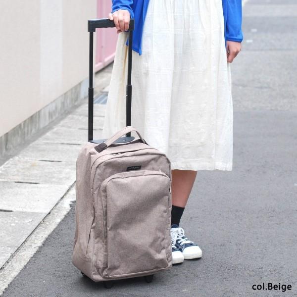 ソフト キャリーバッグ スーツケース キャリーケース 撥水加工 機内持ち込み かばん 旅行バッグ 防水 Sサイズ 送料無料 kiitos-web 07