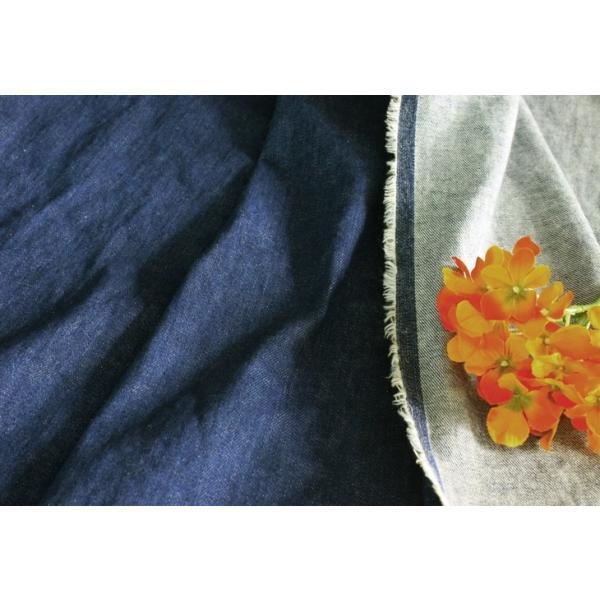 洗いをかけた 岡山の児島 9オンス くったりスーパーストレッチデニム ワンウォッシュ加工 インディゴ染め|kijishop-apuhouse|04