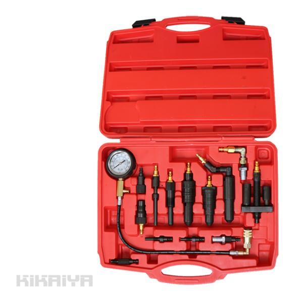 ディーゼルエンジン コンプレッションゲージ コンプレッションテスター (認証工具) KIKAIYA kikaiya-work-shop