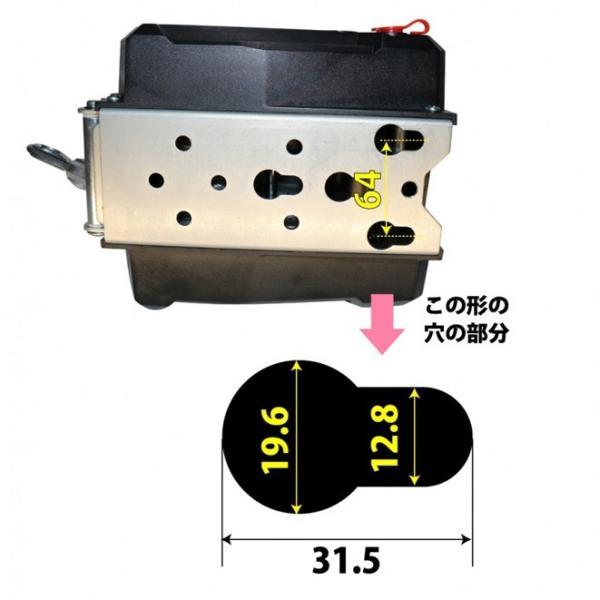 電動ウインチ DC12V 454kg ポータブル 携帯ウインチ KIKAIYA kikaiya-work-shop 05