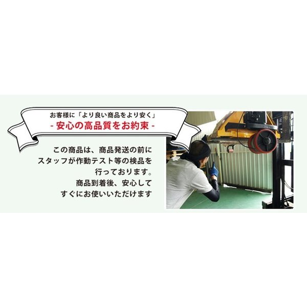 ハンドリフト2000kg ダブルローラー フォーク長さ1100mm フォーク全幅550mm 高さ75mm ハンドパレット 6ヶ月保証(法人様のみ配送可) KIKAIYA kikaiya-work-shop 05