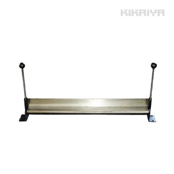 ハンドメタルブレーキ 鉄板折曲げ メタルベンダー KIKAIYA|kikaiya