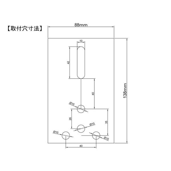 ハンドウインチ オートブレーキ付 ワイヤー10m(小)牽引能力545kg 手動ウインチ 回転式 ミニウインチ 6ヶ月保証|kikaiya|04