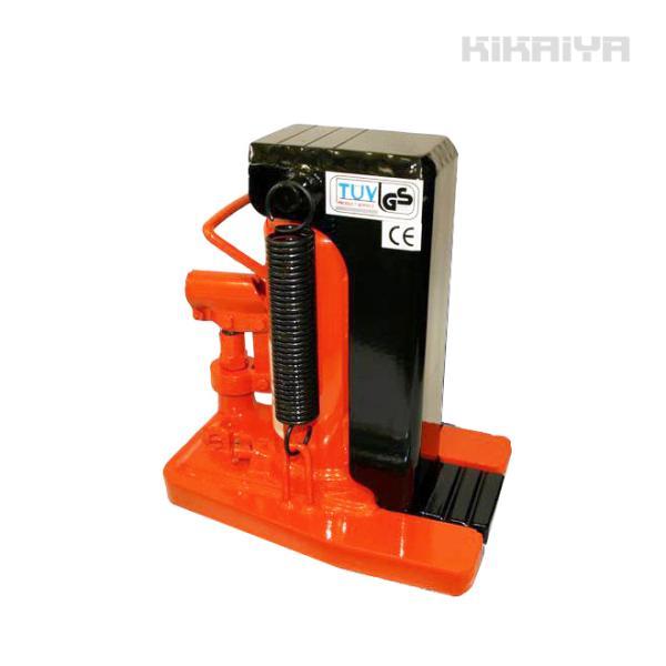 爪ジャッキ5トン 爪高さ25〜145mm 爪付ジャッキ 油圧ジャッキ 重量物用 6ヶ月保証 KIKAIYA kikaiya