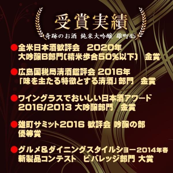 プレゼント ギフト 日本酒 奇跡のお酒 純米大吟醸酒 原酒 木村式 720ml 贈り物 送料無料|kikuchishuzo|06