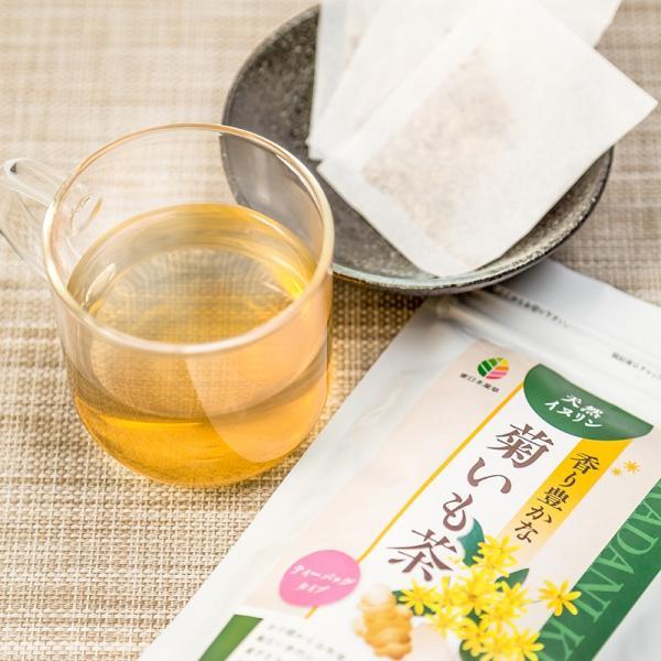 キクイモ 菊芋 菊芋茶 3g×20包入り 国産 菊いも ふくしまプライド。体感キャンペーン(お酒/飲料)|kikuimohonnpo|02