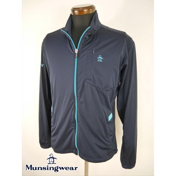 期間限定クーポン配布中 マンシングウェア Munsingwear ゴルフウェア ブルゾン (M寸:メンズ) 秋冬 SALE