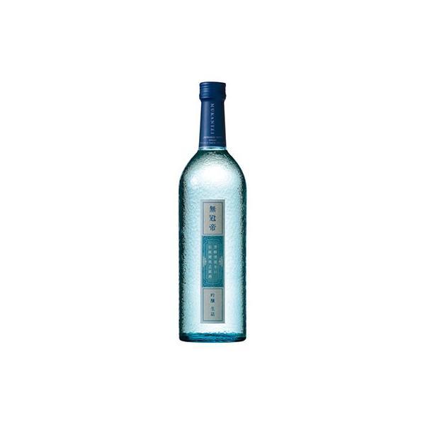 吟醸 生詰 720ml 菊水 無冠帝 |kikusui-sake