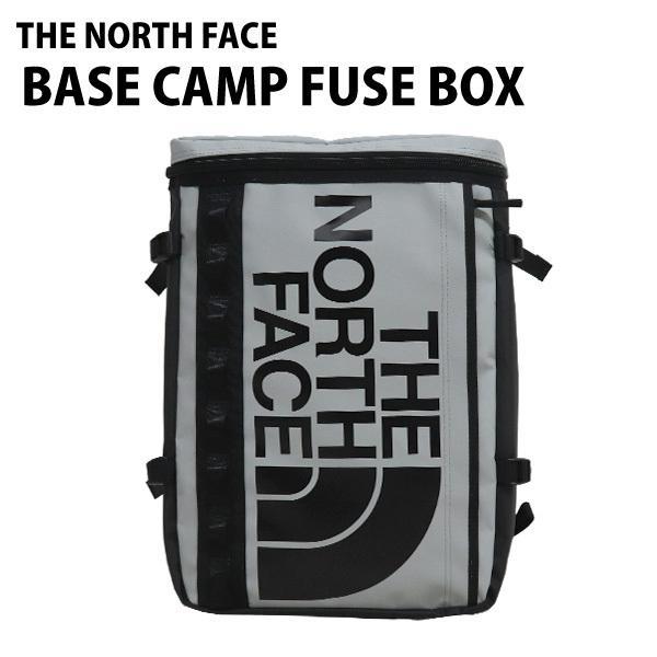 THE NORTH FACE BASE CAMP FUSE BOX ベースキャンプ ヒューズボックス 30L ロートアイロン×TNFブラック 『送料無料(一部地域除く)』