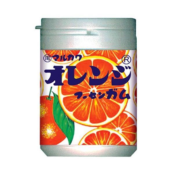 マルカワ オレンジマーブルガム ボトル 130g