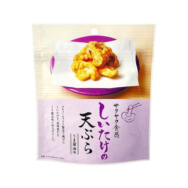 MDホールディングス しいたけの天ぷら 42g お菓子 スナック菓子 てんぷら 天ぷら菓子 おつまみ 珍味