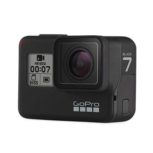 【国内正規品】GoPro(ゴープロ) HERO7 Black CHDHX-701-FW ゴープロ ヒーロー7 ブラック ウェアラブル アクション カメラ kimakai