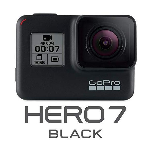【国内正規品】GoPro(ゴープロ) HERO7 Black CHDHX-701-FW ゴープロ ヒーロー7 ブラック ウェアラブル アクション カメラ kimakai 02