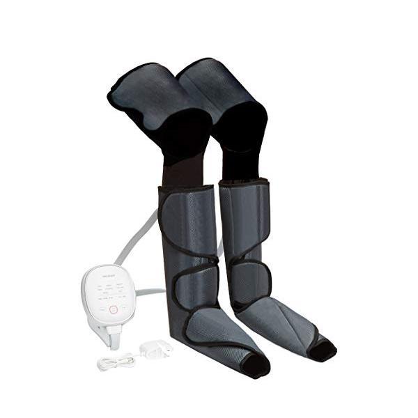 フットマッサージャー エアーマッサージャー温感機能搭載 ふくらはぎ 気圧 6つのマッサージコースを 不眠症|kimakai