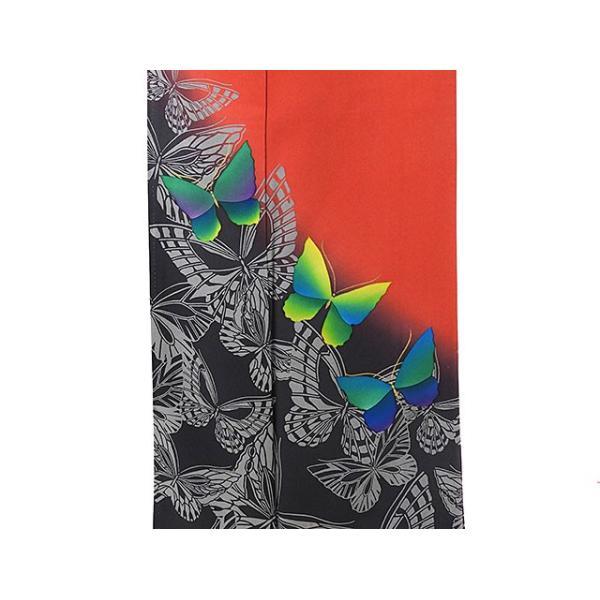 振袖 正絹 染色作家 斉藤三才作 振袖 美品  リサイクル  着物|kimono-syoukaku|05