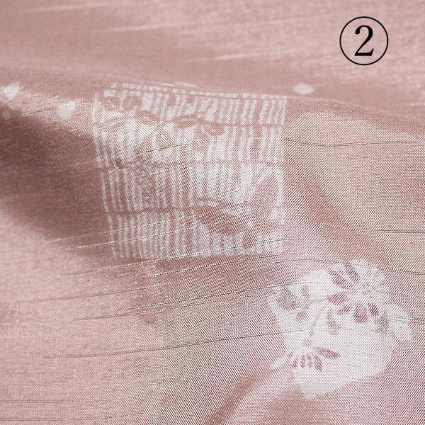 即着用可!雨コート 道行衿タイプ Mサイズ(158cm前後) 仕立て済み 全2種類 kimono-waku 03
