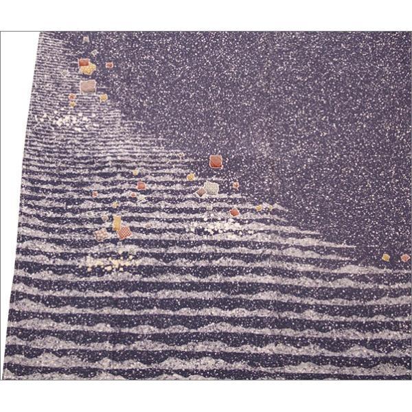 正絹 着物 仕立て上がり(袷・付け下げ訪問着) 17-4.一斤染(いっこんぞめ)地に菊柄・Mサイズ相当|kimono-waku|04